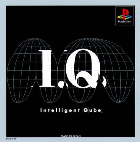 I.Q.: Intelligent Qube - PlayStation (Japan)
