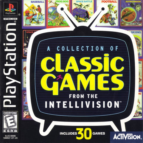 Intellivision Classic Games - PlayStation