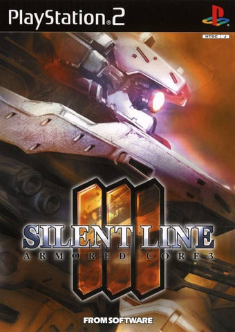 Armored Core 3: Silent Line - PlayStation 2 (Japan)