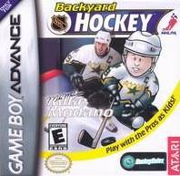 Backyard Hockey - Game Boy Advance [USED]