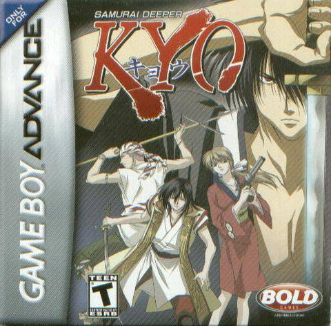 Samurai Deeper Kyo - Game Boy Advance [NEW]
