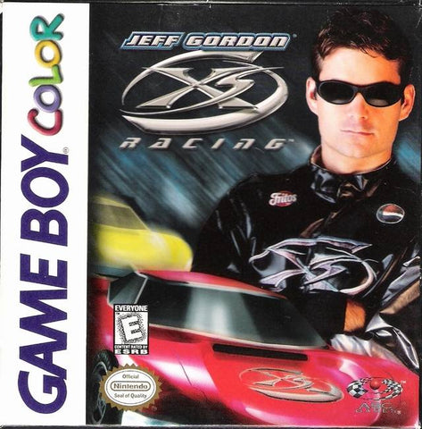 Jeff Gordon XS Racing - Game Boy Color [USED]