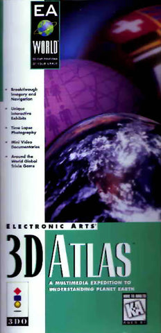 3D Atlas - 3DO