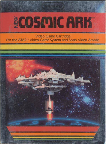 Cosmic Ark - Intellivision [USED]