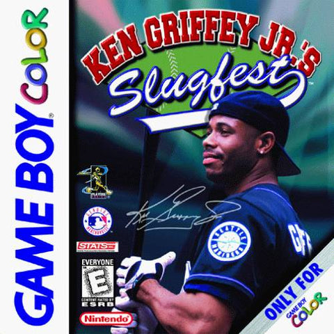 Ken Griffey Jr.'s Slugfest - Game Boy Color [NEW]