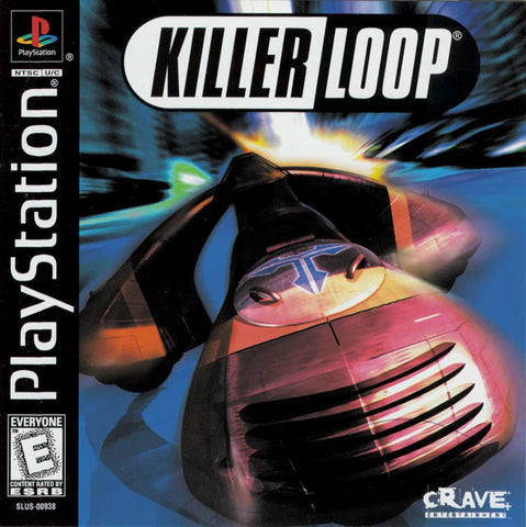 Killer Loop - PlayStation