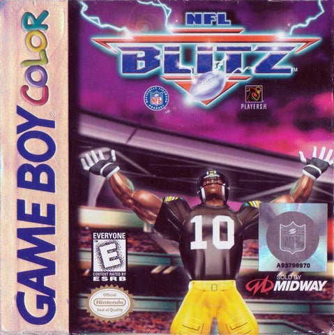 NFL Blitz - Game Boy Color [USED]