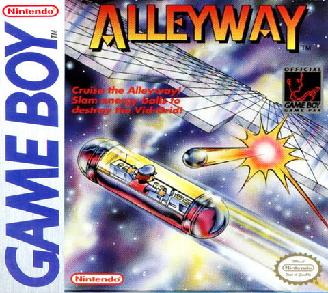 Alleyway - Game Boy [USED]