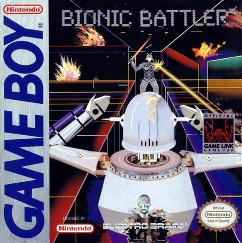 Bionic Battler - Game Boy [USED]