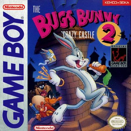 The Bugs Bunny Crazy Castle 2 - Game Boy [USED]