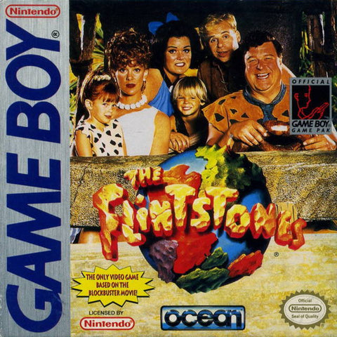 The Flintstones - Game Boy [USED]
