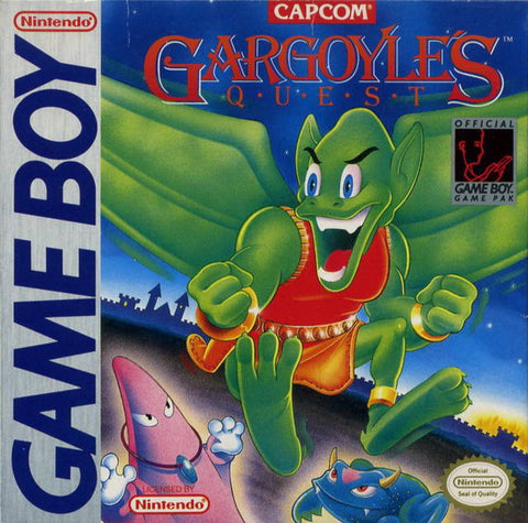 Gargoyle's Quest - Game Boy [USED]