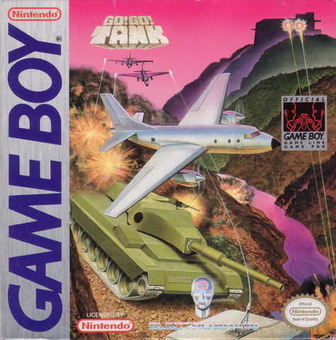 Go! Go! Tank - Game Boy [USED]