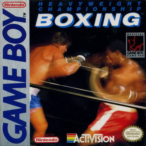 Heavyweight Championship Boxing - Game Boy [USED]