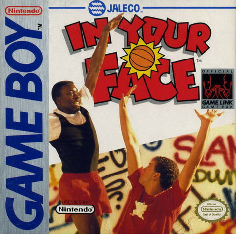 In Your Face - Game Boy [USED]
