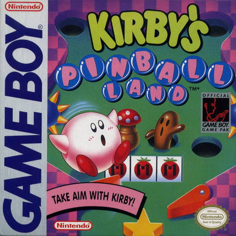 Kirby's Pinball Land - Game Boy [USED]