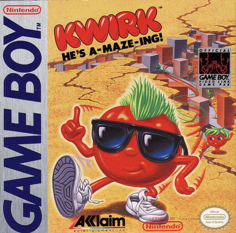 Kwirk - Game Boy [USED]