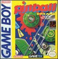 Pinball Dreams - Game Boy [USED]