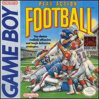 Play Action Football - Game Boy [USED]