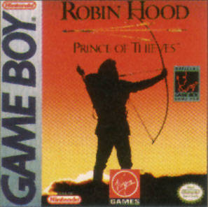 Robin Hood: Prince of Thieves - Game Boy [USED]