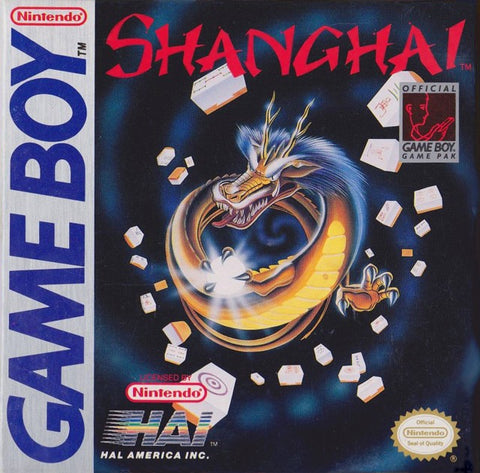 Shanghai - Game Boy [USED]