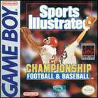 Sports Illustrated: Championship Football & Baseball - Game Boy (Sports, 1993, US )