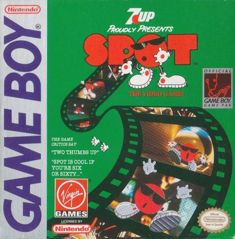 Spot: The Video Game - Game Boy [USED]
