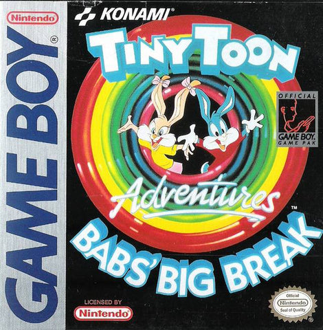 Tiny Toon Adventures: Babs' Big Break - Game Boy [USED]