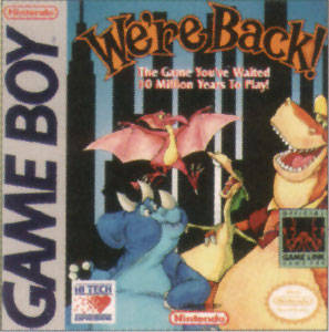 We're Back! - Game Boy (Platformer, 1993, US )