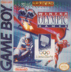 Winter Olympic Games: Lillehammer '94 - Game Boy (Sports, 1994, US )