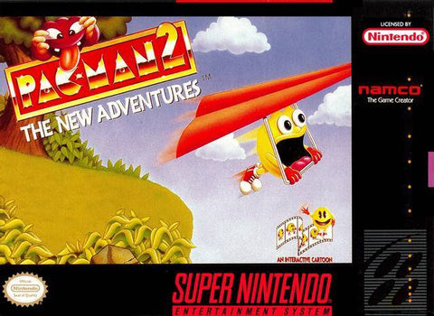 Pac-Man 2: The New Adventures - Super Nintendo [USED]