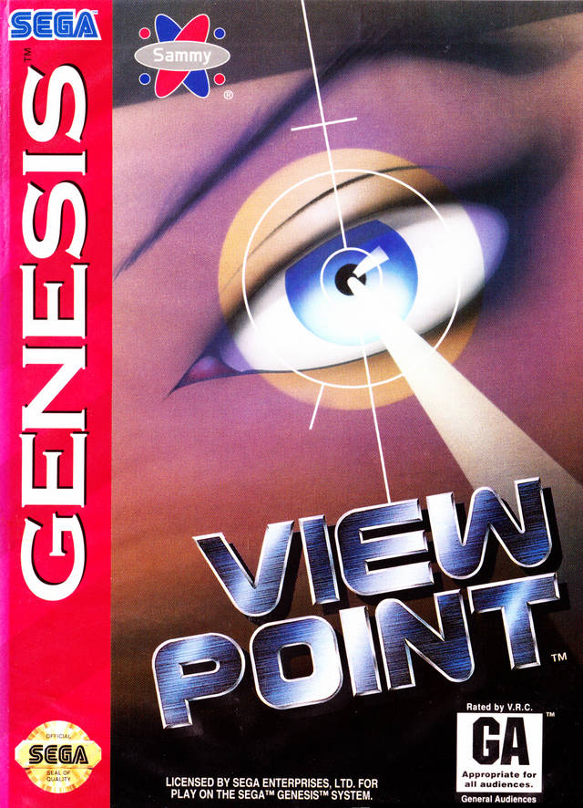 Viewpoint - SEGA Genesis [USED]