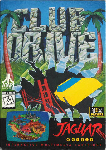 Club Drive - Atari Jaguar