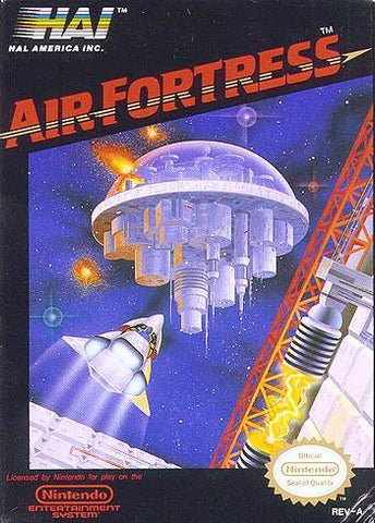 Air Fortress - Nintendo NES [USED]