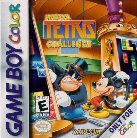 Magical Tetris Challenge - Game Boy Color [USED]