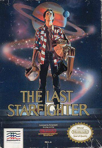 The Last Starfighter - Nintendo NES [USED]