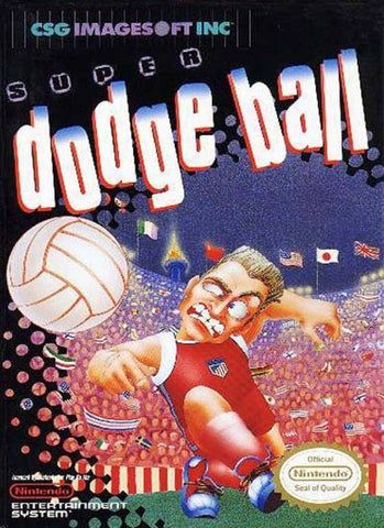 Super Dodge Ball - Nintendo NES [USED]