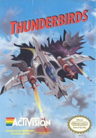Thunderbirds - Nintendo NES [USED]