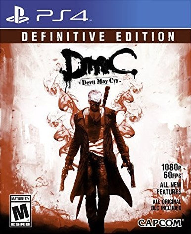 DmC: Devil May Cry Definitive Edition - PlayStation 4