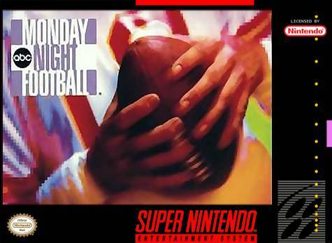 ABC Monday Night Football - Super Nintendo [USED]