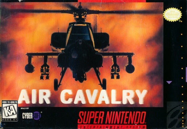 Air Cavalry - Super Nintendo [USED]