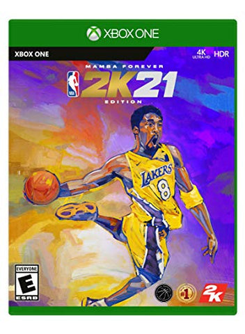 NBA 2K21 Mamba Forever Edition - Xbox One