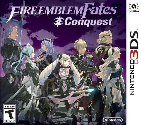 Fire Emblem Fates: Conquest - Nintendo 3DS [NEW]