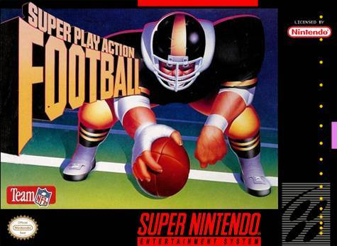 Super Play Action Football - Super Nintendo [USED]