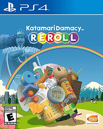 Katamari Damacy REROLL - PlayStation 4