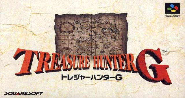 Treasure Hunter G - Super Famicom (Japan) [USED]