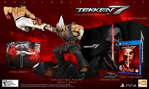 Tekken 7: Collector's Edition - PlayStation 4 Collector's Edition
