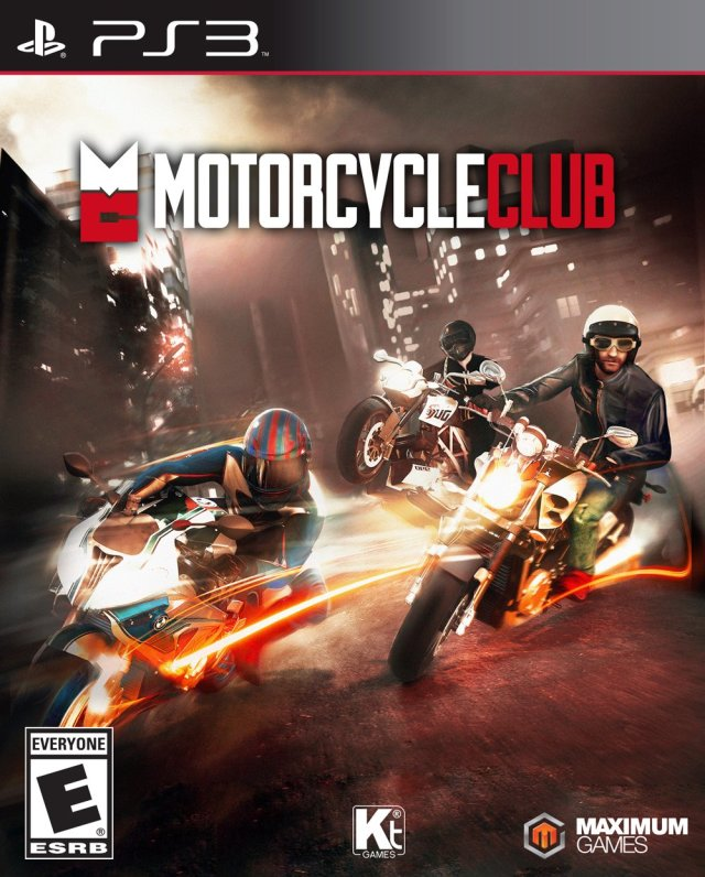 Motorcycle Club - PlayStation 3