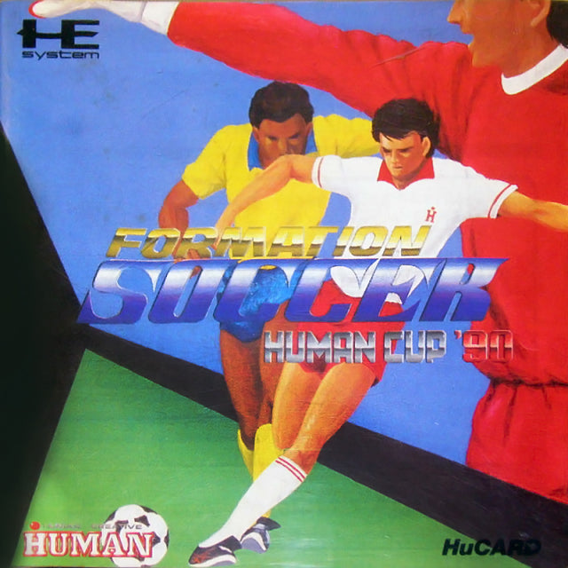 Formation Soccer: Human Cup '90 - TurboGrafx-16 (Japan)