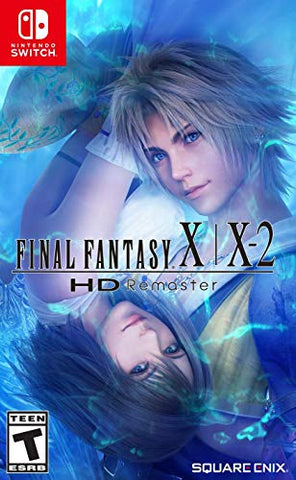 Final Fantasy X / X-2 HD Remaster - Nintendo Switch